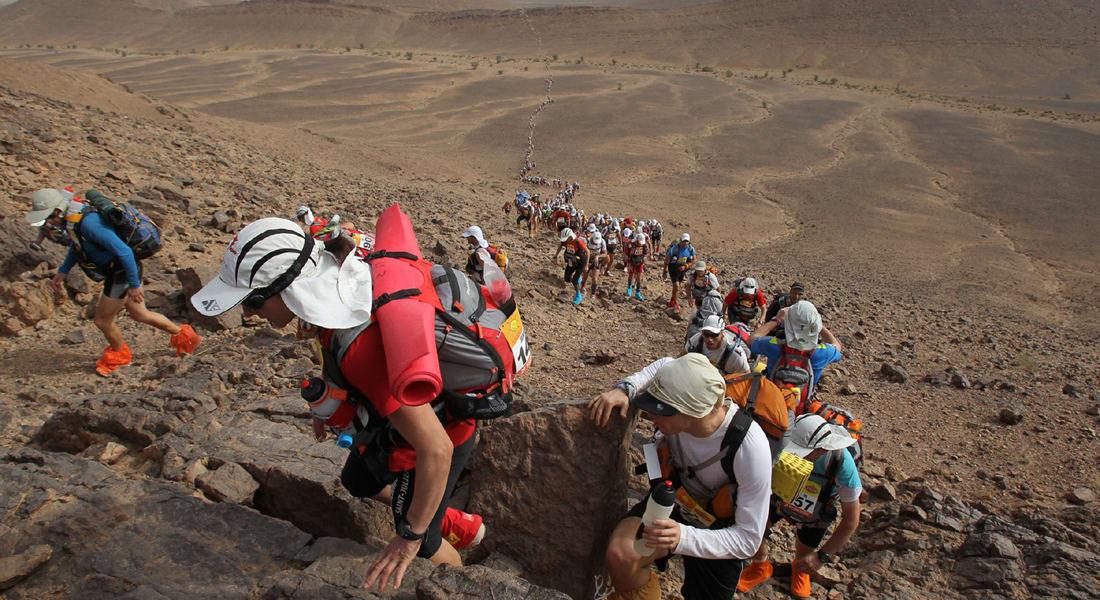 كيف لقيت متسلقة الجبال المصرية هبة الحسيني مصرعها فوق أعلى قمة جبلية بالمغرب؟