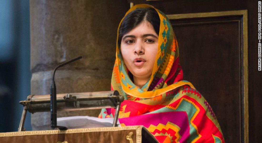 الباكستانية ملالا يوسف زاي والهندي كيلاش ساتيارثي يقتسمان جائزة نوبل للسلام 2014