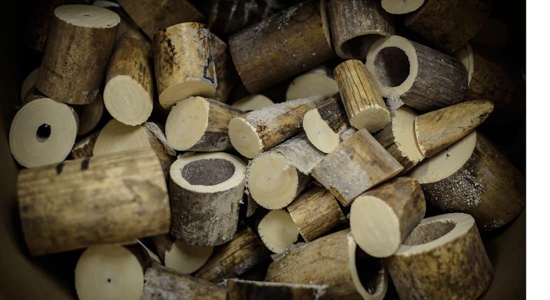 السعودية: إحباط تهريب 588 قطعة من العاج تزن 490 كيلوغراماً