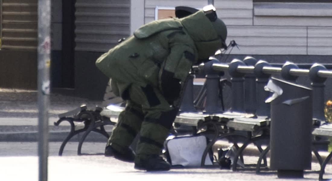 أمريكا: العثور على طرد بداخله متفجرات بقاعدة ماكسويل الجوية