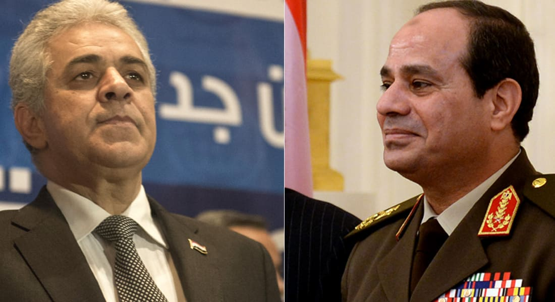 انتخابات مصر.. السلفيون يعلنون دعم السيسي وصباحي يدخل السباق بـ21 مشروعا