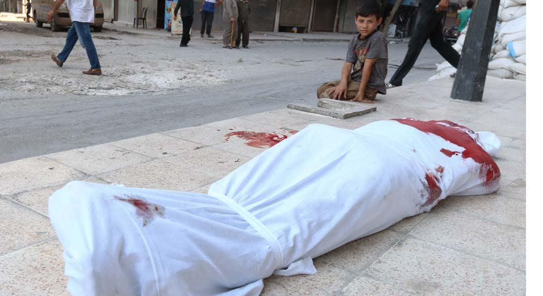 """""""جيشان"""" يحاصران حلب والجثث في شوارع البلدات السورية التي احتلها """"داعش"""""""