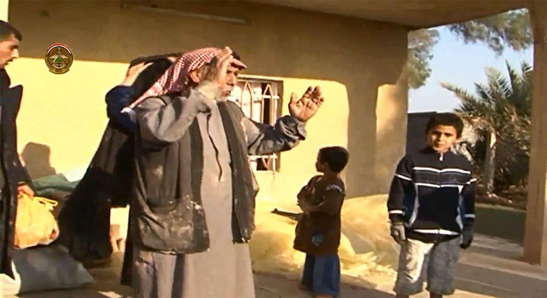 بالفيديو.. ردود سكان قرى بصلاح الدين بعد طرد داعش ودخول الجيش العراقي