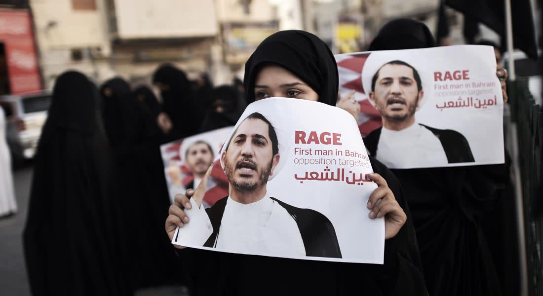 """إيران تدين """"النهج"""" الأمني لحكومة البحرين وتدعوها للإفراج عن الشيخ علي سلمان"""