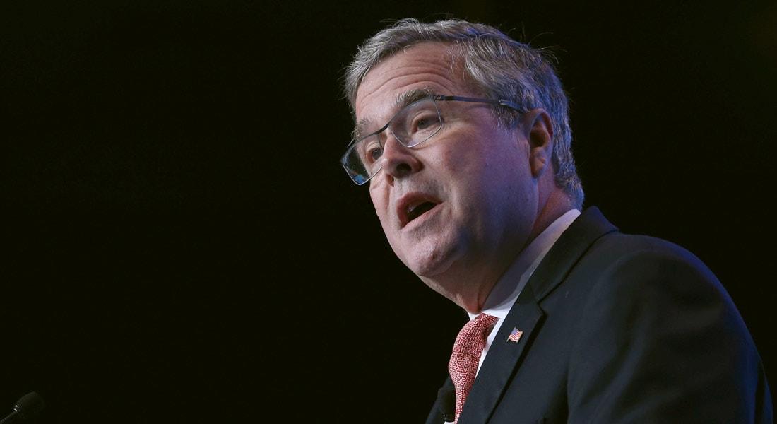 خطوة استكشافية باتجاه البيت الأبيض .. جيب بوش يستقيل من بعض المسؤوليات