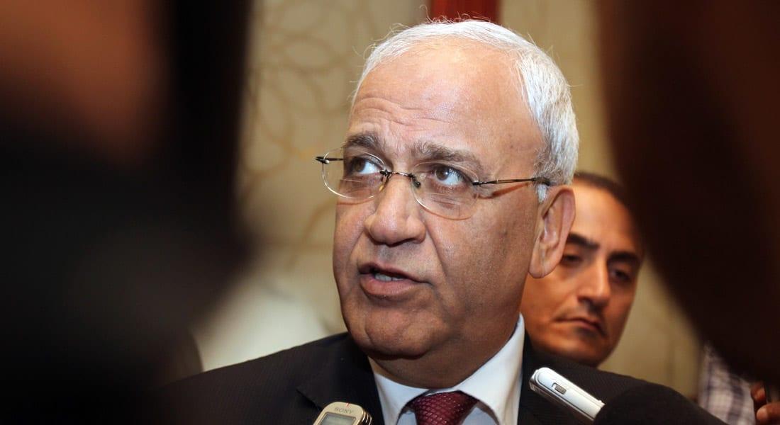 سلم وثائق الجنائية الدولية .. عريقات : لن يستمر الاحتلال بدون كلفة والسلطة بدون سلطة
