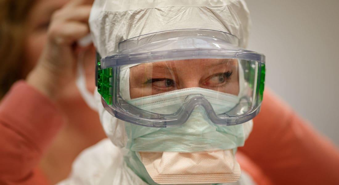 الصحة العالمية: 7989 وفاة و20.3 ألف إصابة مؤكدة بفيروس إيبولا حتى 31 ديسمبر