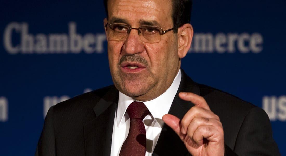 """المالكي يتهم """"الصهيونية"""" بالتفريق بين السنة والشيعة ويتساءل: ماذا جنينا بالعراق ومصر وليبيا؟"""