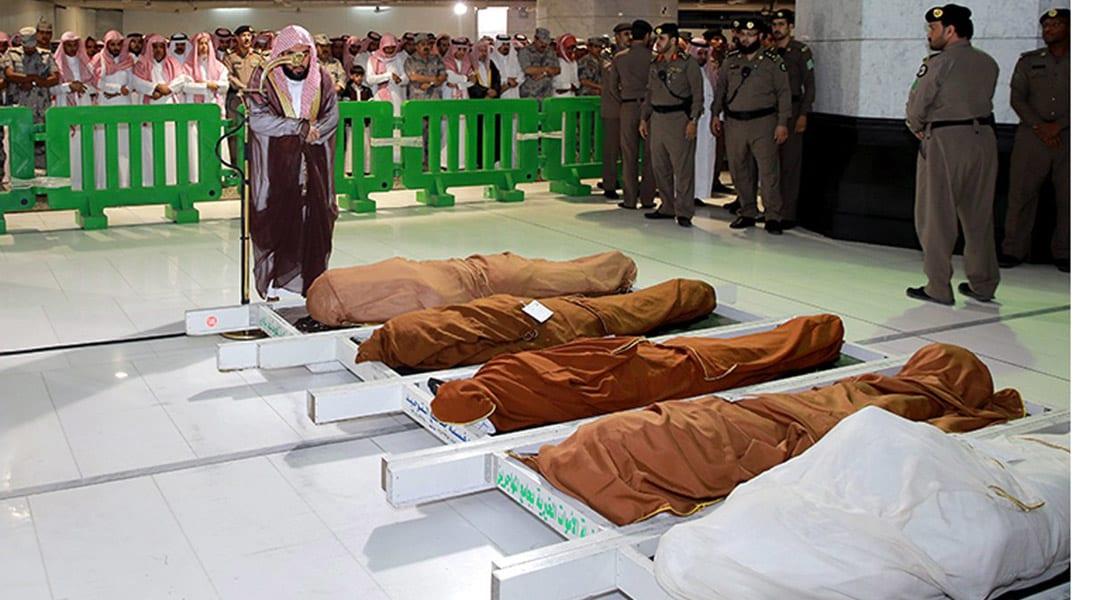 """السعودية: الصلاة على العميد """"البلوي"""" بالمسجد الحرام تحقيقا لوصيته والسديس يستنكر الحادث"""