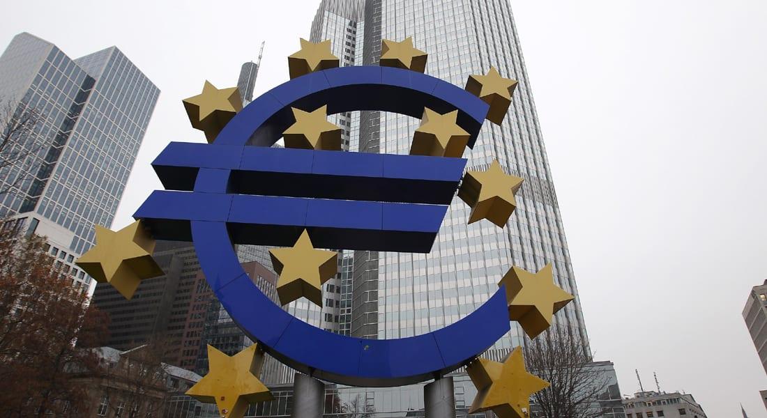 منطقة اليورو تغرق بمرحلة انكماش مالي لأول مرة منذ أزمة 2009 العالمية
