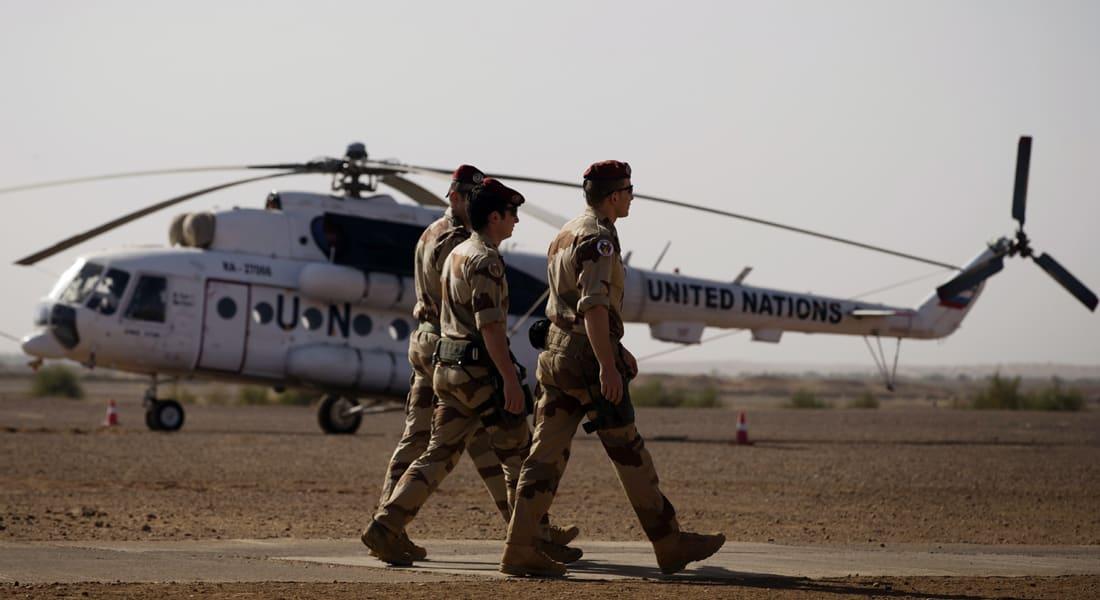 مقتل 9 جنود دوليين في هجوم على دورية لقوات حفظ السلام بشرق مالي
