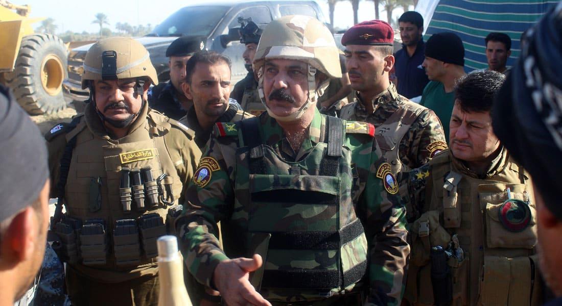 """العراق: مقتل 15 من عناصر """"داعش"""" وتحرير سامراء ومعظم مناطق الرمادي"""