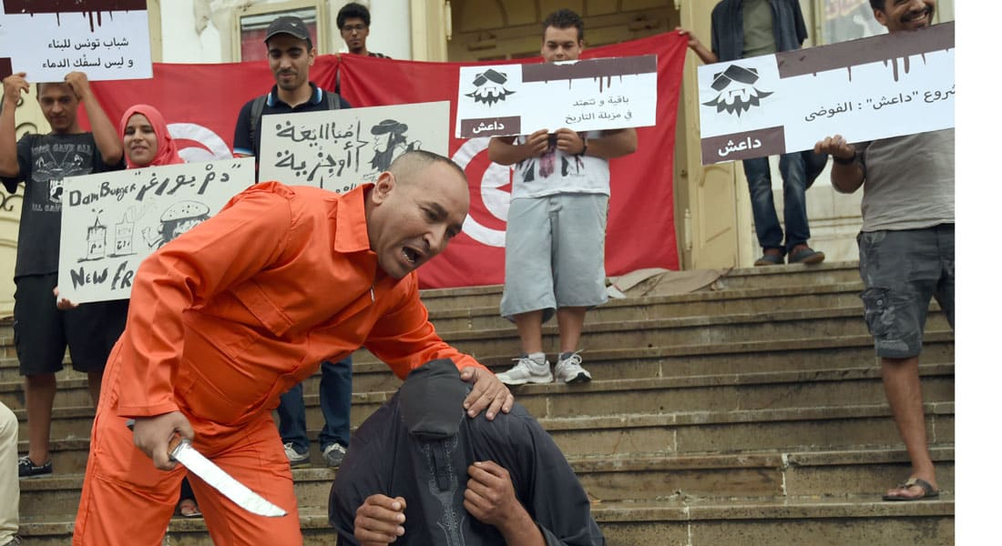 """آخرها ذبح إمام مسجد وإلقاء شاب من سطح مبنى .. قائمة بـ """"الحدود"""" التي أقامتها التنظيمات بسوريا"""