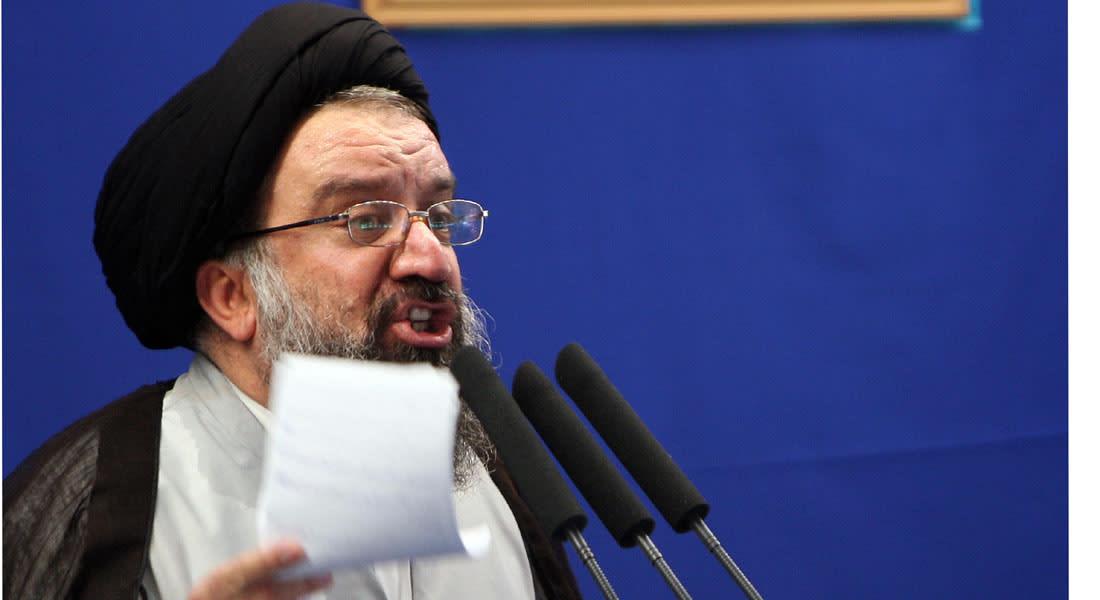 خاتمي لحكومة البحرين: الشعب سينتصر وأنتم تزولون .. الغرب زرع الريح ويحصد العاصفة