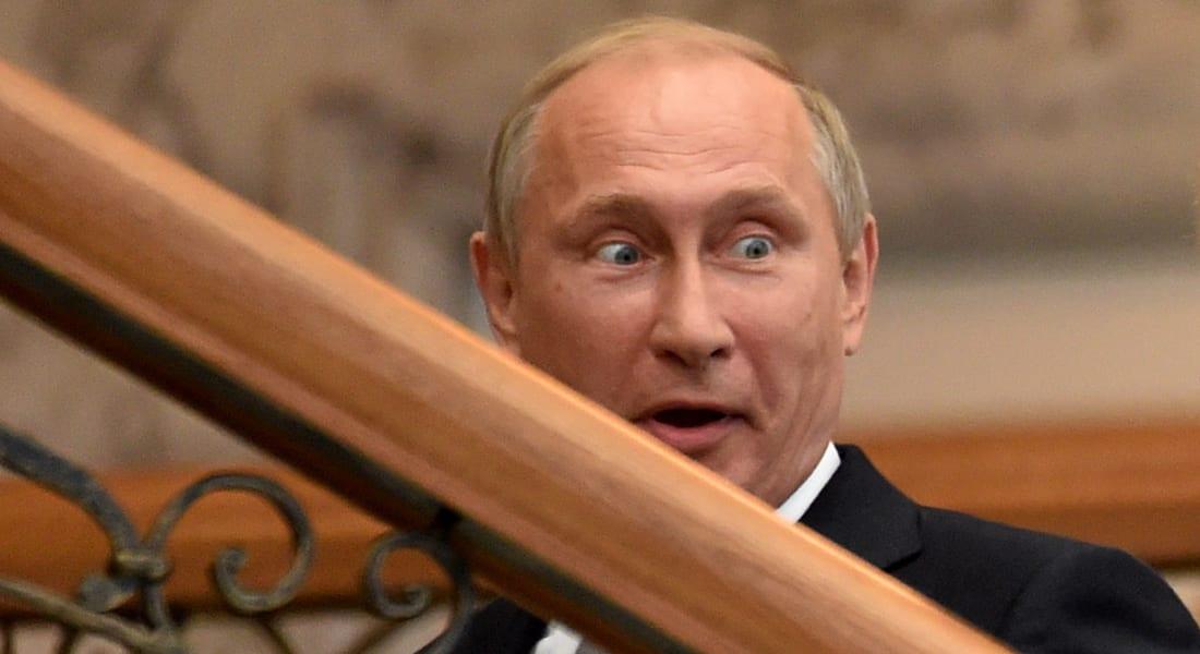 """بوتين """"يسخر"""" من عقوبات أمريكية أوروبية إضافية ضد روسيا: تضر بسلام أوكرانيا"""
