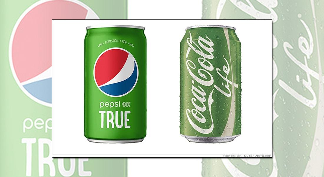 منافسة بين كوكاكولا وبيبسي لخفض نسبة السكر في مشروباتها