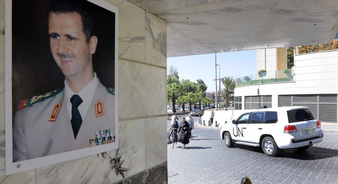 دبلوماسي غربي لـCNN: سوريا أخفت 4 منشآت كيماوية عن الأمم المتحدة
