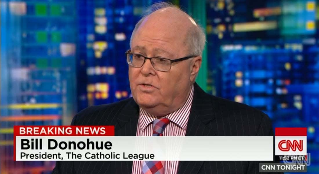 رئيس الرابطة الكاثوليكية لـCNN: لو لم يكن محرر تشارلي إيبدو نرجسيا بتعامله مع المسلمين لكان من الممكن أن يكون حيا اليوم