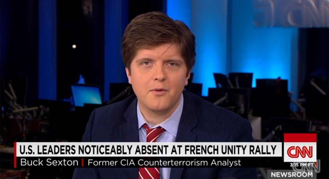 """محلل سابق بـCIA يفسر لـCNN: سبب وحيد يمكنه تبرير غياب أوباما أو أي من الشخصيات الأمريكية الرفيعة عن مسيرة """"شارلي"""" بفرنسا"""