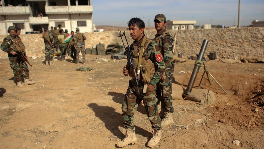 """مصرع ثمانية من """"داعش"""" في كوباني وثمانية من قوات النظام والمعارضة بحلب"""