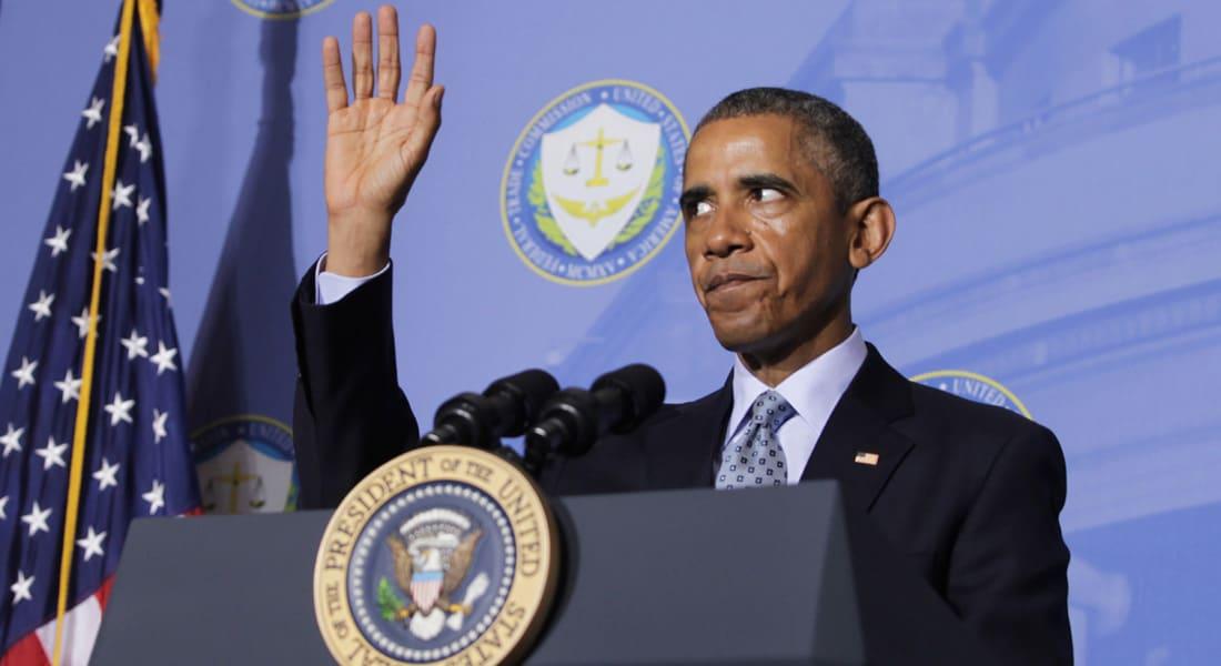 """سيناتور أمريكي يشبه أوباما بـ""""هتلر"""" بعد غيابه عن مسيرة """"شارلي"""" المناهضة للإرهاب بفرنسا"""