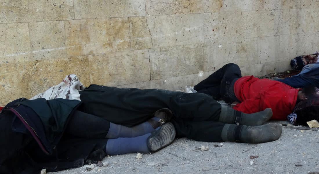 """""""داعش"""" ينفذ أكبر عمليات إعدام خلال 24 ساعة بسوريا.. والدفن ممنوع"""