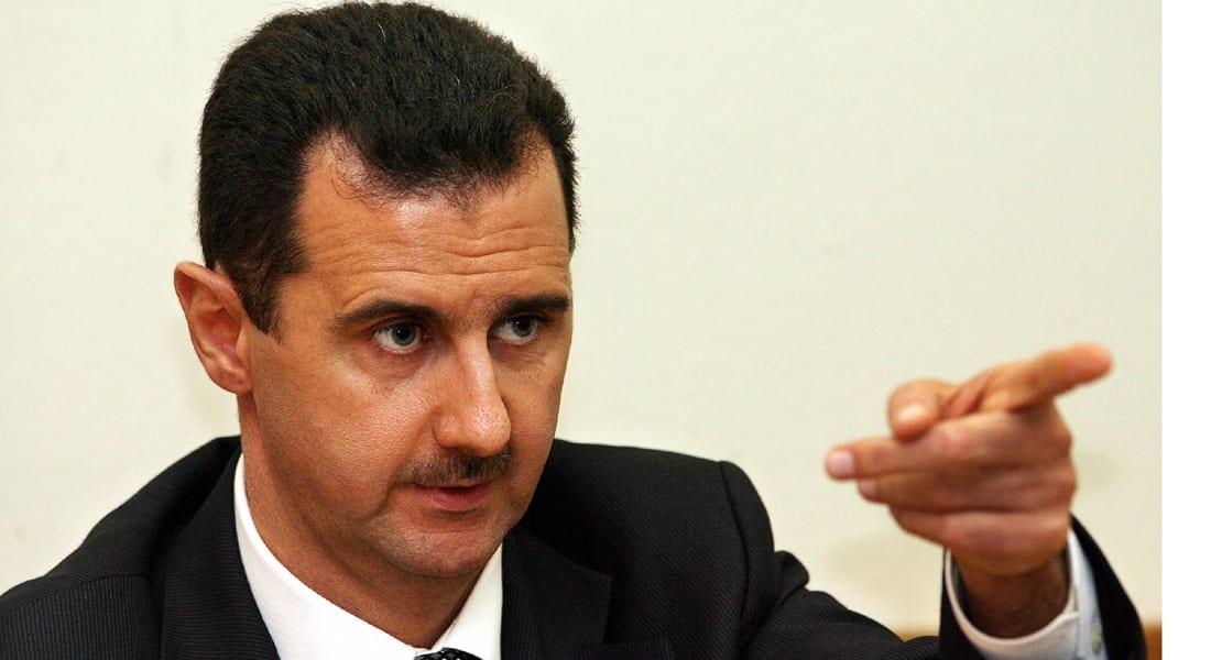 بشار الأسد: متمسكون بحل الأزمة عن طريق الحوار وحققنا مصالحة في عدة مناطق