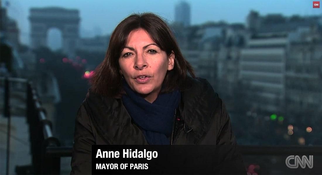 """عمدة باريس لـCNN: سنقاضي قناة فوكس الإخبارية بعد تغطية """"مناطق مسلمة بفرنسا مغلقة أمام الشرطة"""""""