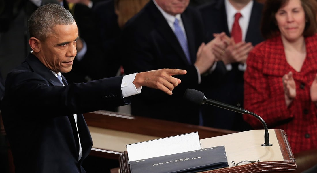 غياب تنظيم القاعدة ونظام الأسد عن خطاب أوباما مقابل حضور بارز للحرب على داعش