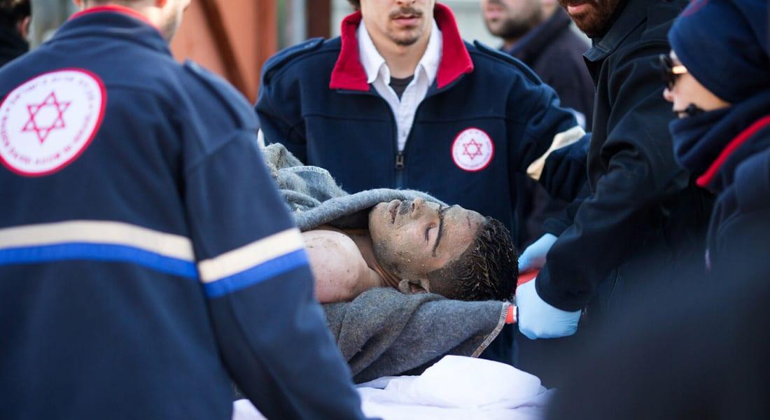 إسرائيل: القبض على فلسطيني طعن تسعة إسرائيليين داخل حافلة في تل أبيب