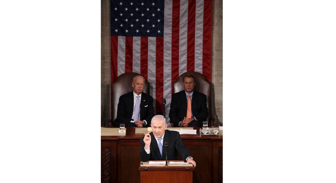 قبل الدعوة ..نتنياهو أمام الكونغرس الشهر المقبل للحديث بشأن إيران
