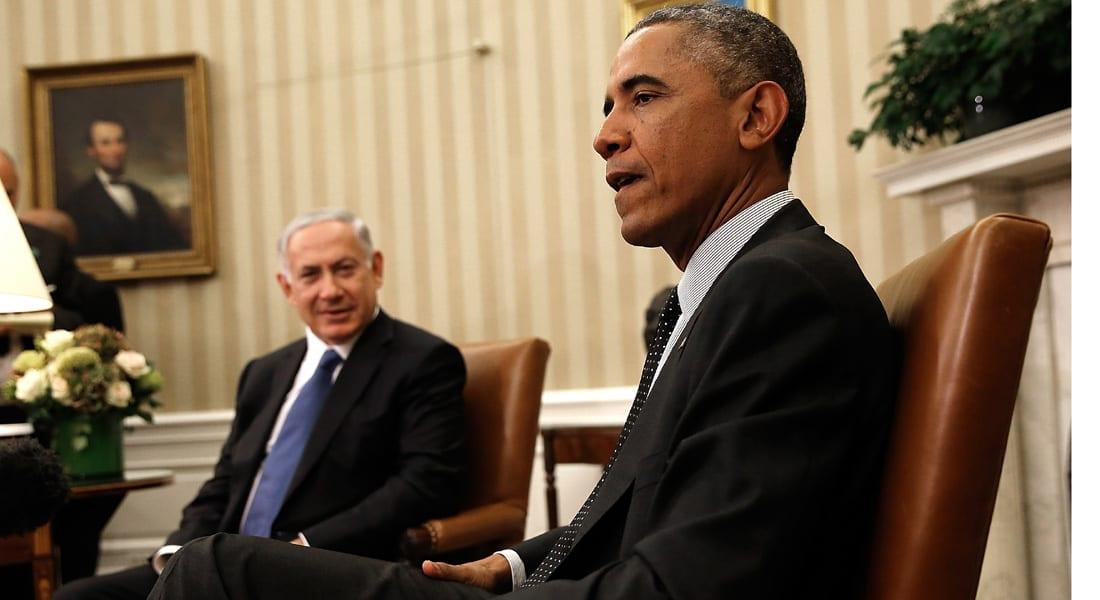 أوباما لن يقابل نتنياهو عند زيارته لواشنطن بسبب الانتخابات الإسرائيلية