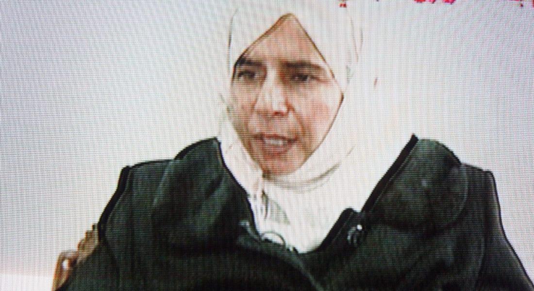"""في فيديو جديد.. """"داعش"""" ينشر صورا لذبح رهينة ياباني ويعرض مبادلة الثاني بساجدة الريشاوي"""