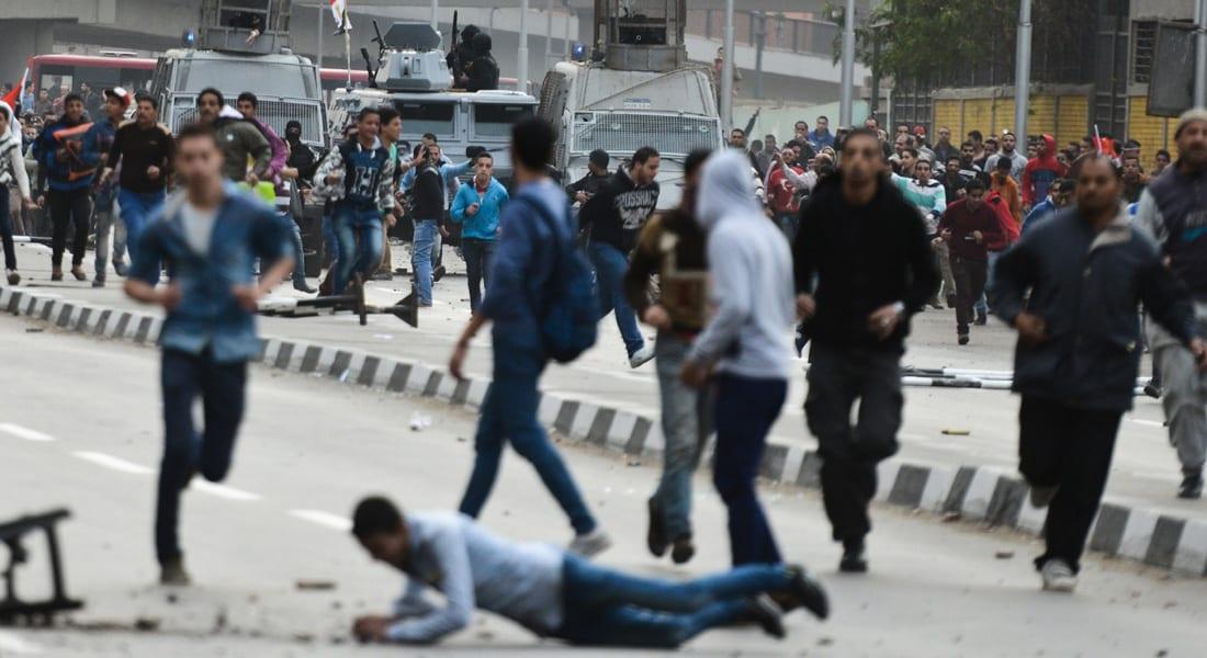 بعد اشتباكات ذكرى ثورة 25 يناير.. الداخلية المصرية: البلاد مستهدفة من قوى داخلية وخارجية وكل ذلك مرصود