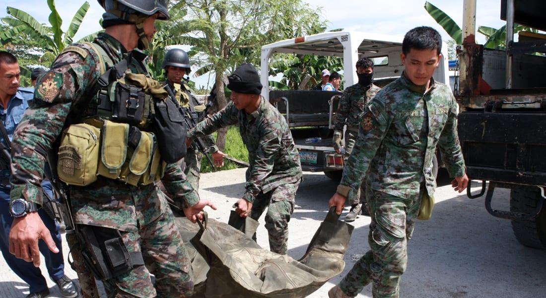 """القوات الفلبينية تتعرض لأقسى خسارة بتاريخ المواجهة مع الإسلاميين خلال مطاردة """"مروان"""" و""""عبدالباسط"""""""