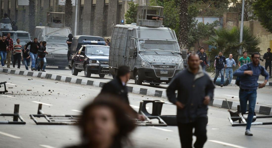 أمريكا والمملكة المتحدة تدينان الاستخدام القوة المفرطة ضد المتظاهرين والهجمات الإرهابية بمصر