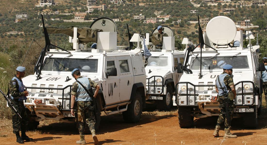 قوات اليونيفل: 11 صاروخا أطلقت على مرحلتين من لبنان باتجاه إسرائيل