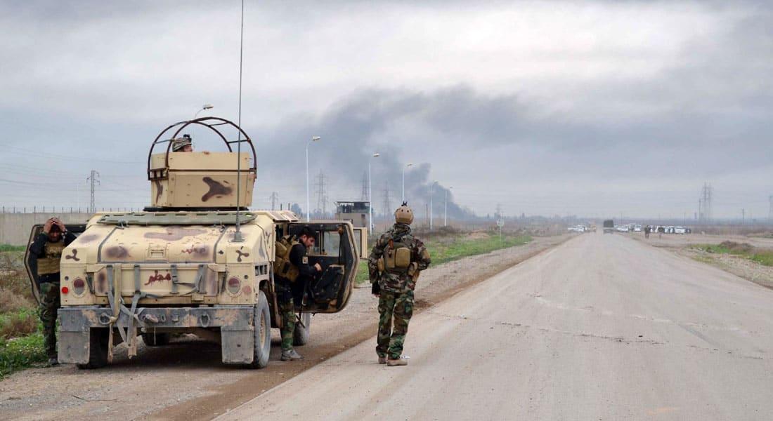 مدعومة بـ 17 غارة للتحالف .. تقدم لقوات البيشمرغة في مواجهة داعش وخسارة أحد قياداتها