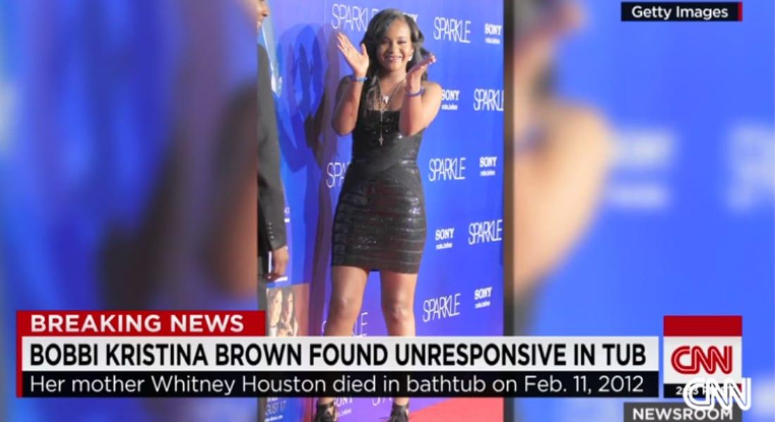 مصادر: ابنة ويتني هيوستن بغيبوبة طبية بعد حادثة مشابهة لوفاة والدتها