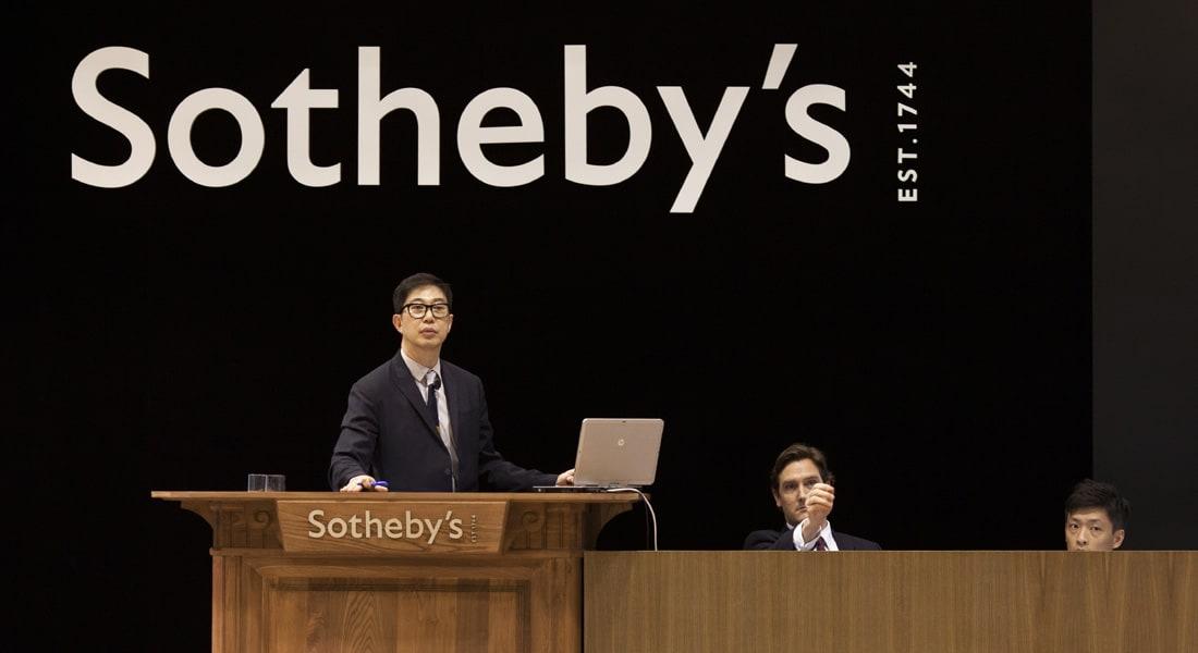 سوثبي تبيع لوحة بأكثر من 5 ملايين دولار اشتراها صاحبها بـ 5 آلاف دولار عام 2013