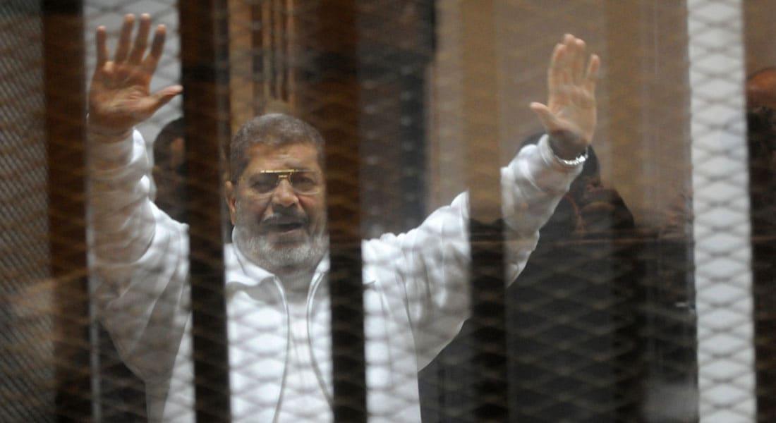 """قضايا مصرية.. محاكمة جديدة لمرسي بتهمة """"التخابر"""" مع قطر والإعدام لـ183 بـ""""مجزرة كرداسة"""""""