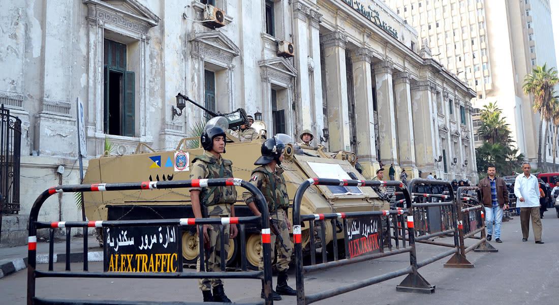 موجة انفجارات تهز محافظات مصر.. قتيل وإحراق ترام الإسكندرية وتشديد أمني بمطار القاهرة