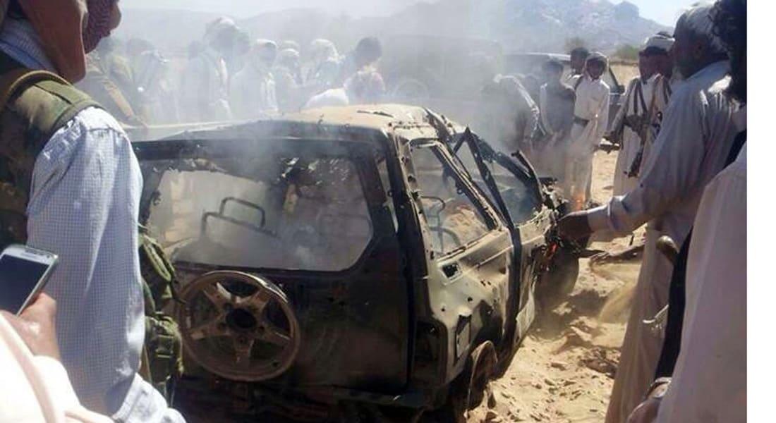 القاعدة تعلن مقتل حارث النظاري أحد قيادييها باليمن في غارة لطائرة بدون طيار