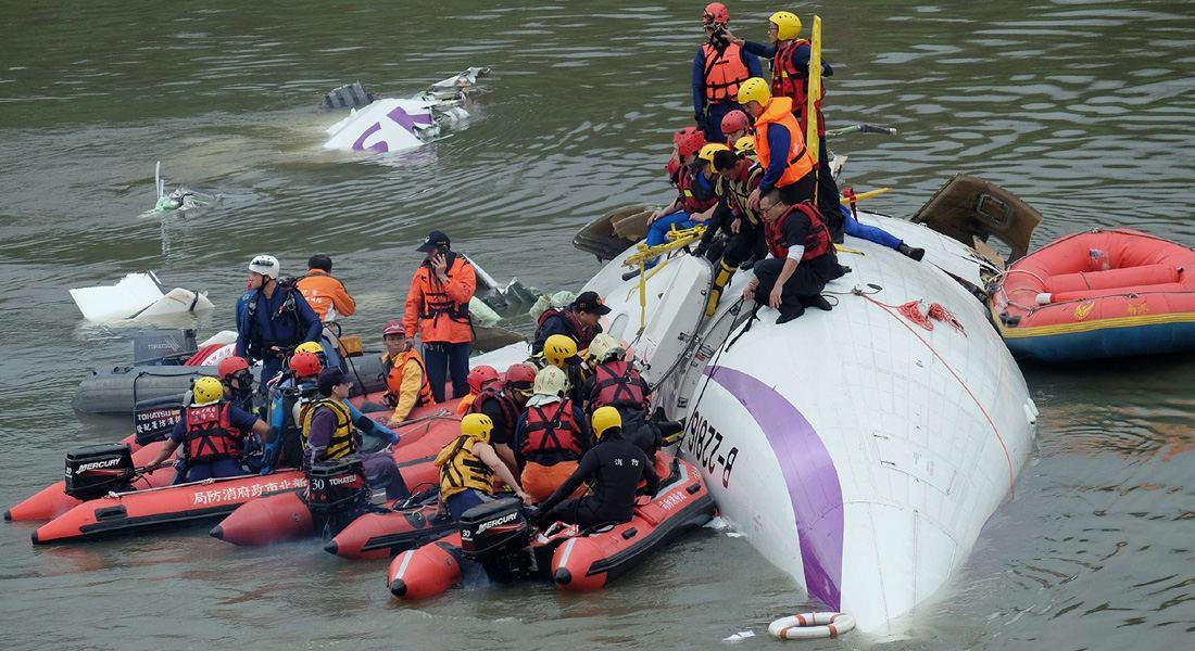 اقرأ جيدا... 10 نصائح قد تعزز فرصة نجاتك من حوادث الطائرات