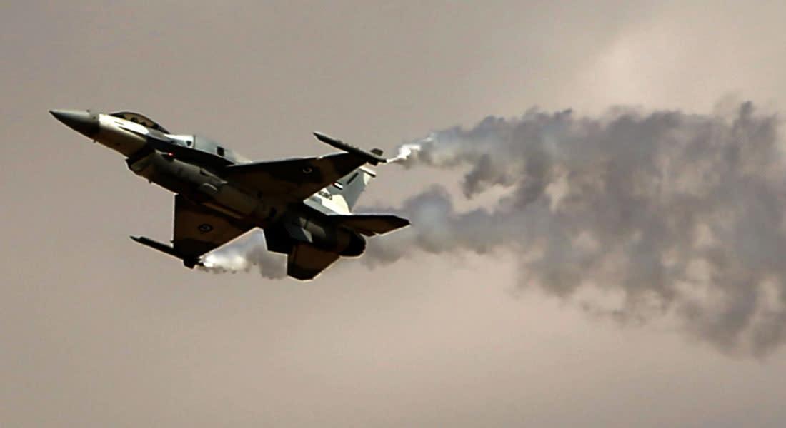 """الإمارات تنشر سرب طائرات F16 في الأردن وموجة أردنية ثالثة من الغارات على """"داعش"""""""