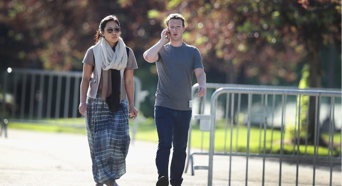 """مؤسس """"فيسبوك"""" وزوجته الطبيبة يقدمان 75 مليون دولار لمستشفى سان فرانسيسكو"""