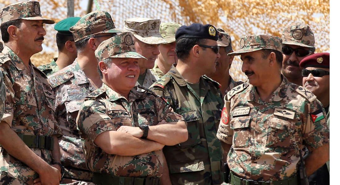 """بعد نفي الأردن لتحركات على الحدود .. الزبن في بغداد: نحن معكم في محاربة """"عصابات داعش الإرهابية"""""""