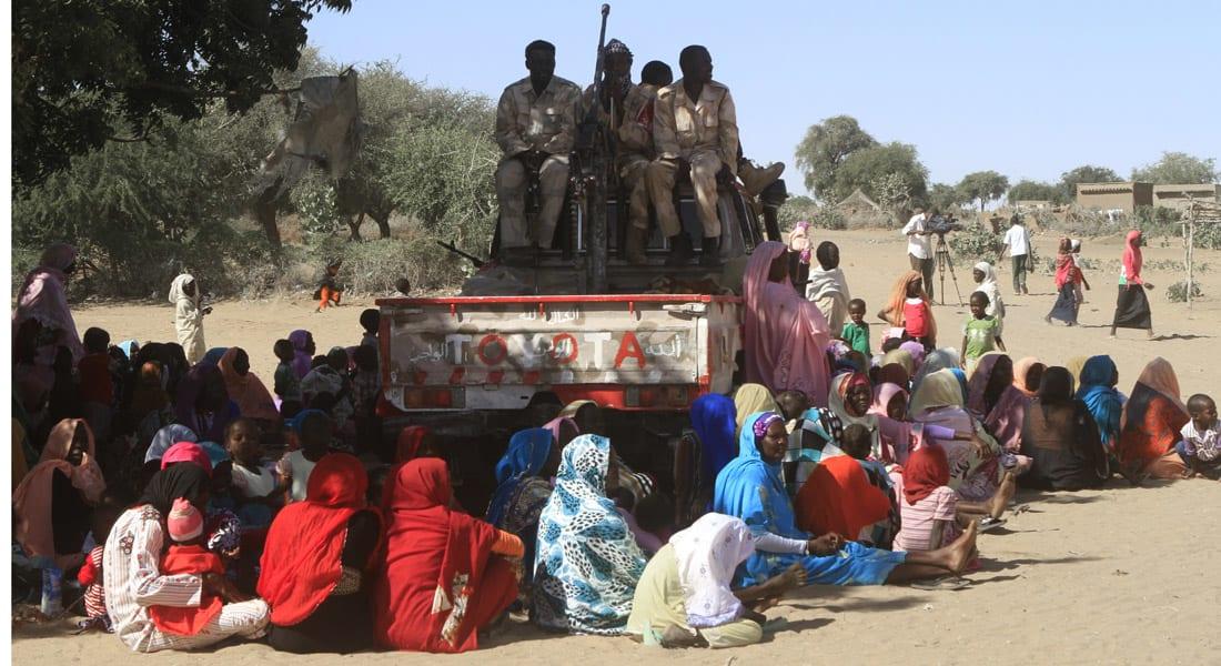 منظمات حقوقية: اغتصاب جماعي لـ 200 امرأة وبنت بدارفور والخرطوم ترد