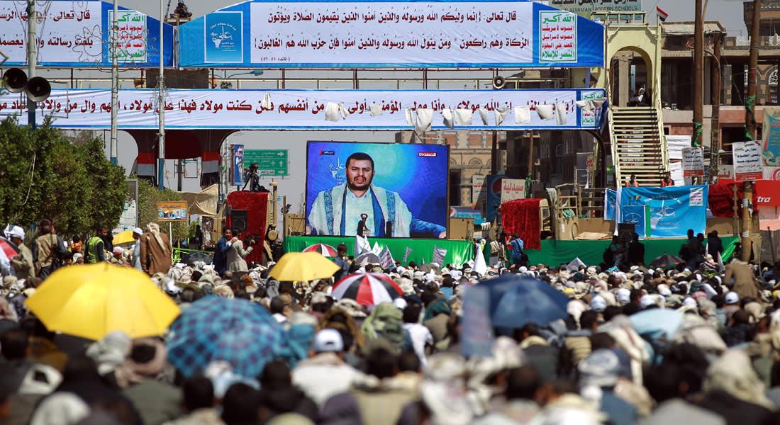 خلفان مخاطبا عبدالملك الحوثي: سلم الدولة يا حبيبي وبلاش بلطجة