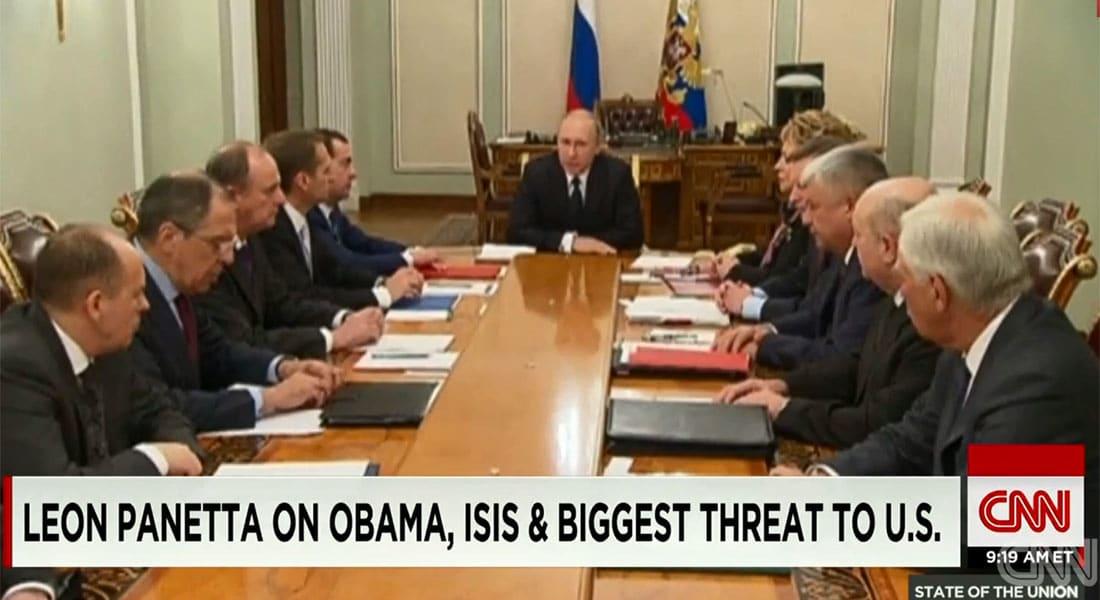 رئيس الـCIA الأسبق لـCNN: بوتين ليس لغزا.. الاستخبارات الأمريكية تعلم كيف يفكر ويتحرك